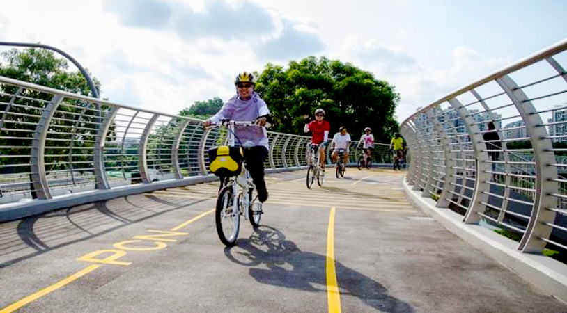PL179 Ang Mo Kio Linear Park And Cycling Path Network Phase 2